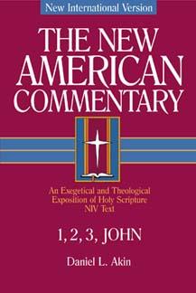 New American Commentary (NAC) Volume 38: 1, 2 & 3 John