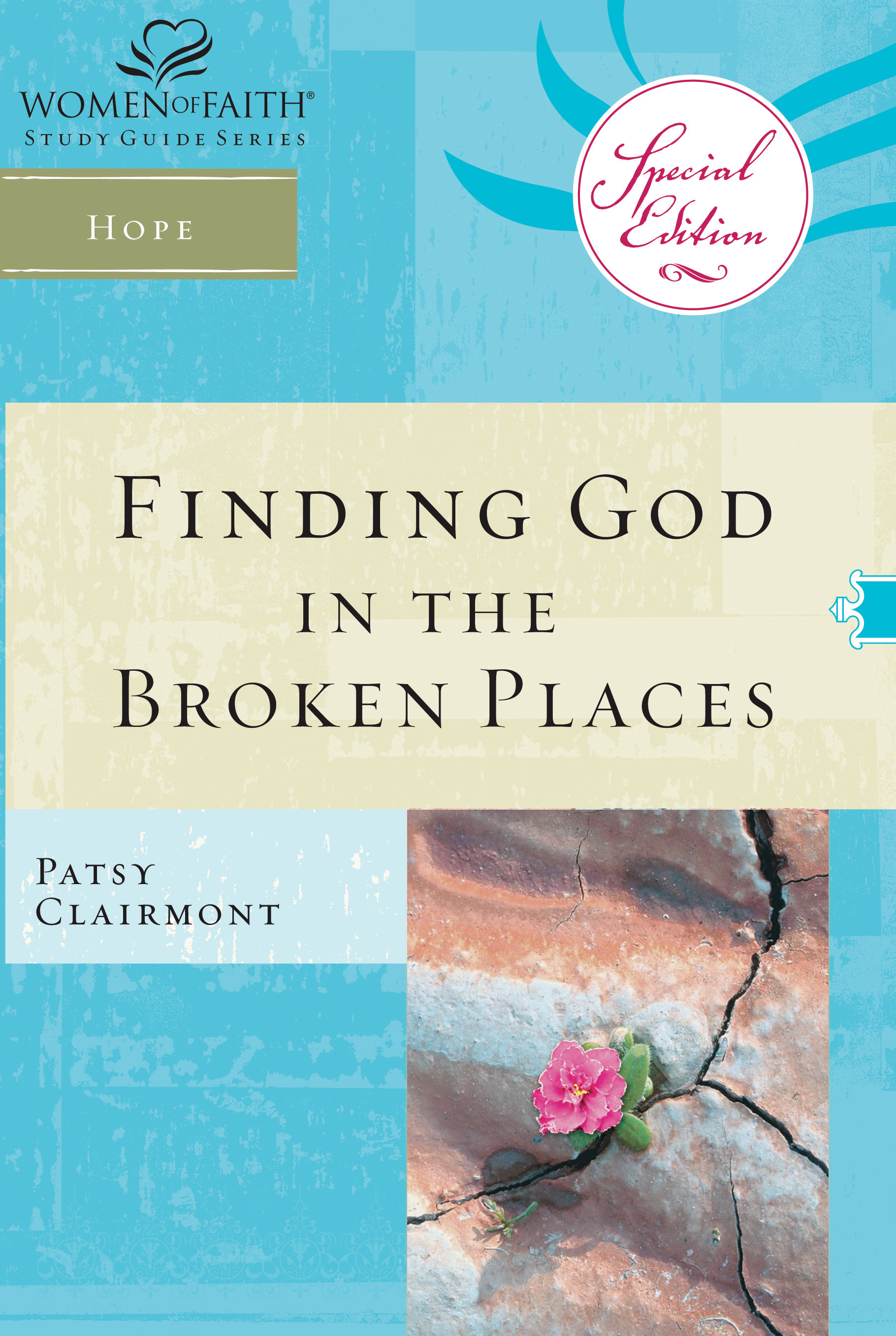 Finding God in the Broken Places