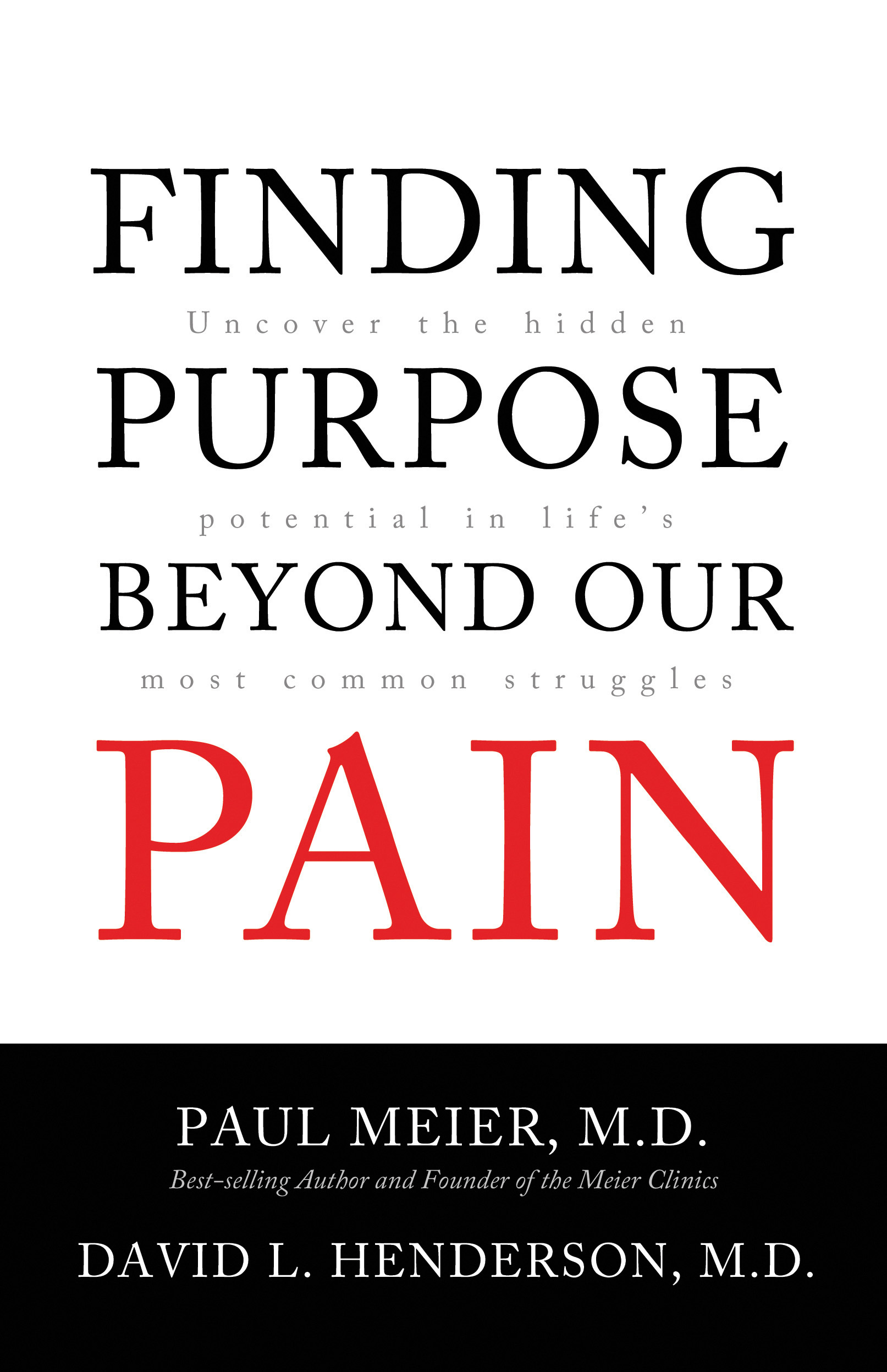 Finding Purpose Beyond Our Pain: Uncover the Hidden Potential in Life's Most Common Struggles