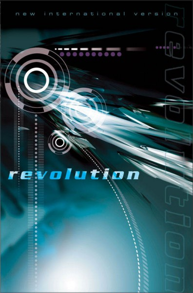NIV Revolution Notes: The Bible for Teen Guys
