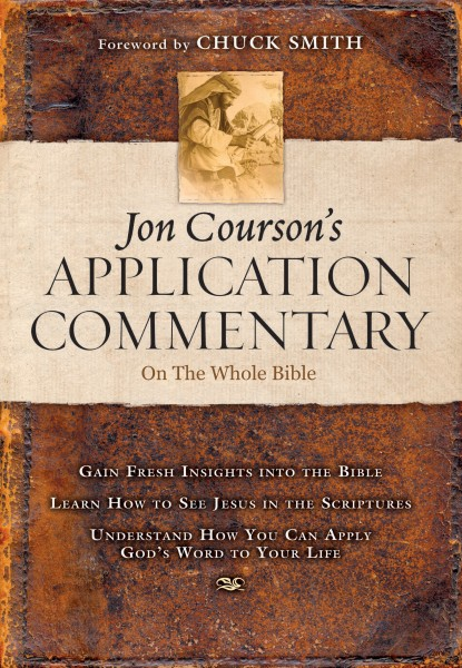 Courson's Application Commentary (3 volume set)
