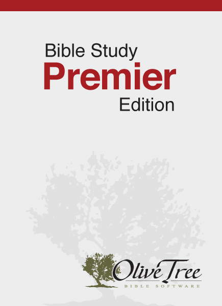 Bible Study Premier Edition - NRSV