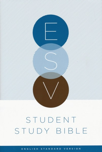 ESV Student Study Bible With ESV