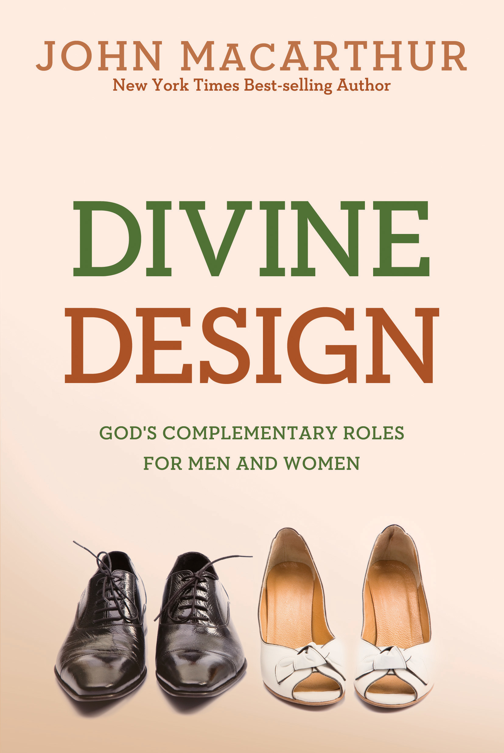 Divine Design:  God's Complimentary Roles for Men and Women