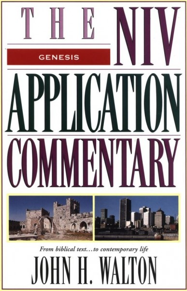 NIV Application Commentary Genesis