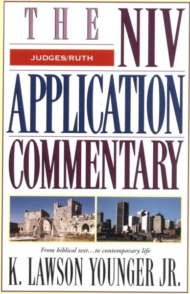 NIV Application Commentary Judges, Ruth
