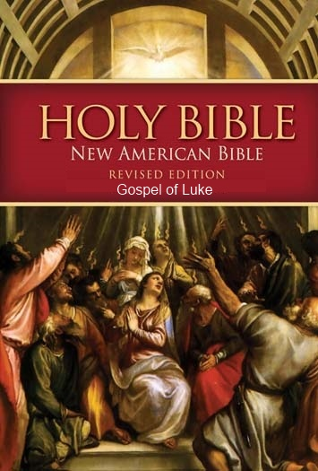New American Bible, Revised Edition (NABre), Gospel of Luke