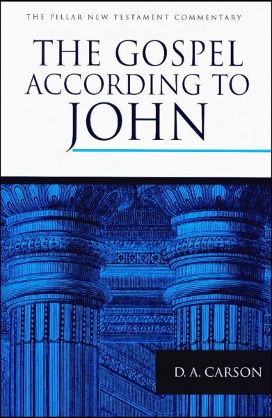 Pillar New Testament Commentary: The Gospel According to John