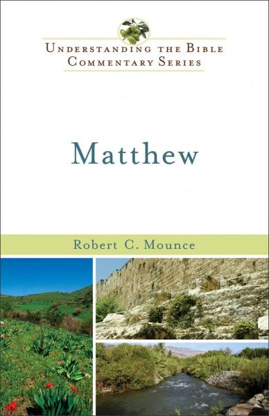 Understanding the Bible Commentary - Matthew