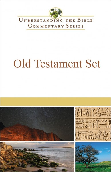 Understanding the Bible Commentary Series - Old Testament Set (16 Vols.)