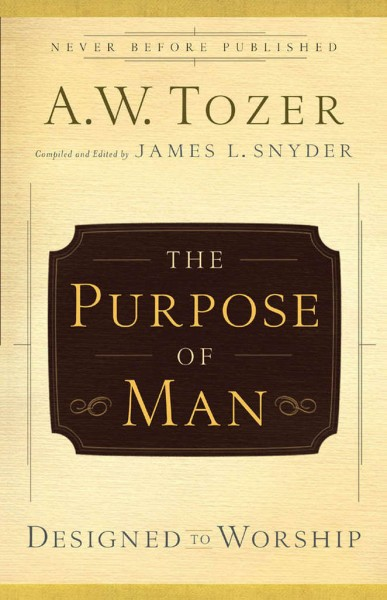 Purpose of Man
