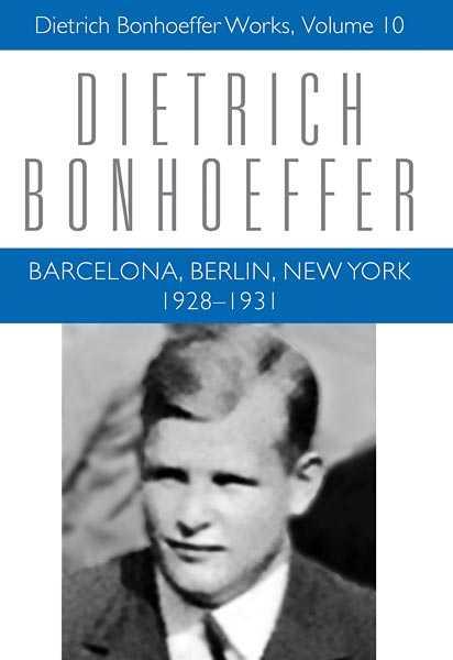 Barcelona, Berlin, New York 1928-31