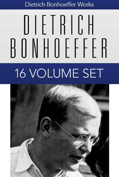 Dietrich Bonhoeffer Works Series (16 Vols.)