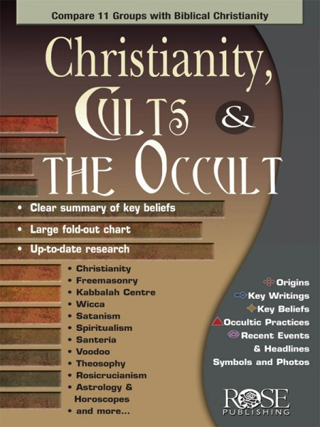 Christianity, Cults, and the Occult