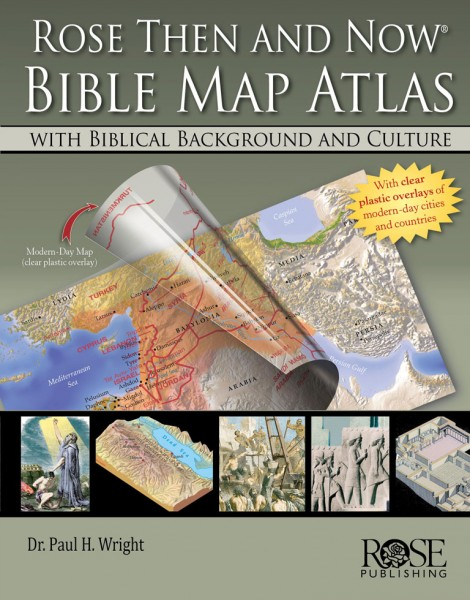 Then and Now Bible Atlas