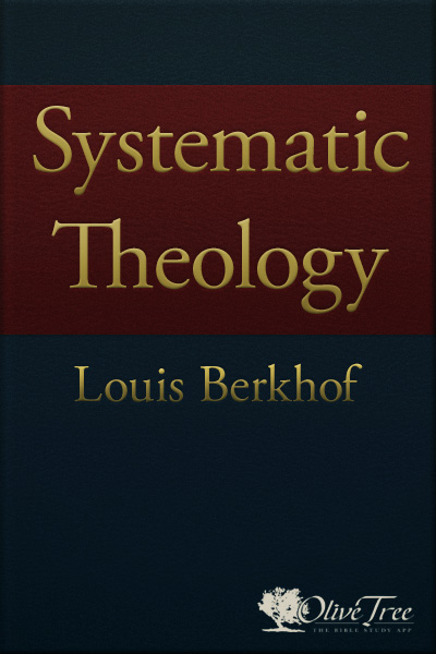 Berkhof's Systematic Theology