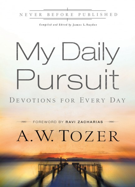 My Daily Pursuit Devotions for Every Day