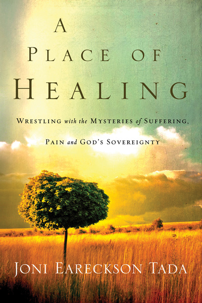 A Place of Healing Wrestling with the Mysteries of Suffering, Pain, and God