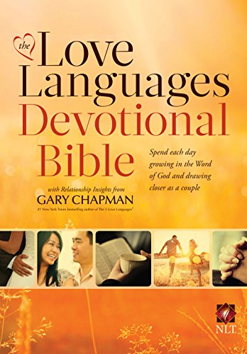 Love Languages Devotional Bible (NLT)