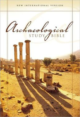 Archaeological Study Bible with NIV