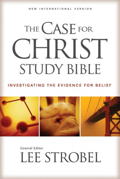 Case for Christ Study Bible with NIV