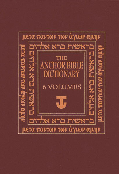 Anchor Bible Dictionary (6 volumes)