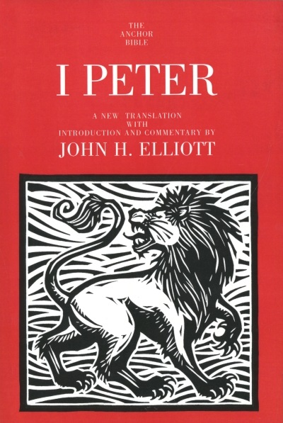 Anchor Yale Bible Commentary: 1 Peter