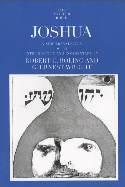 Anchor Yale Bible Commentary: Joshua