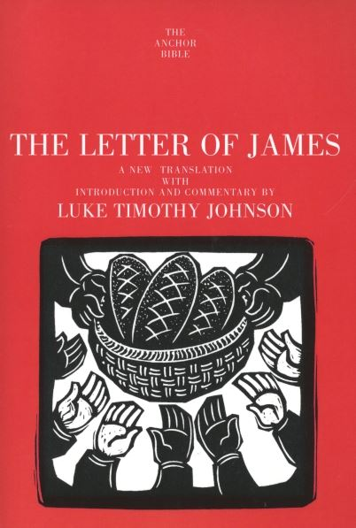 Anchor Yale Bible Commentary: Letter of James