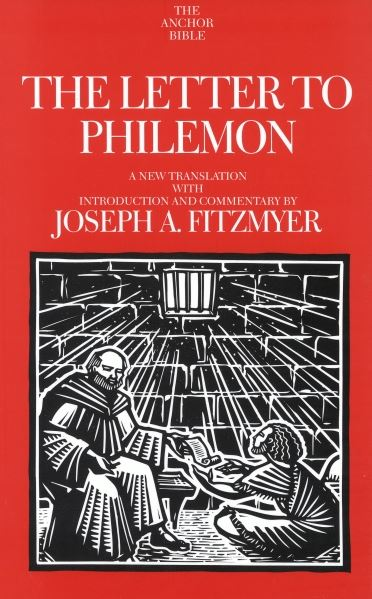 Anchor Yale Bible Commentary: Letter to Philemon