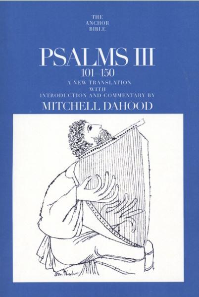 Anchor Yale Bible Commentary: Psalms III 101-150