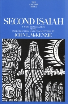 Anchor Yale Bible Commentary: Second Isaiah