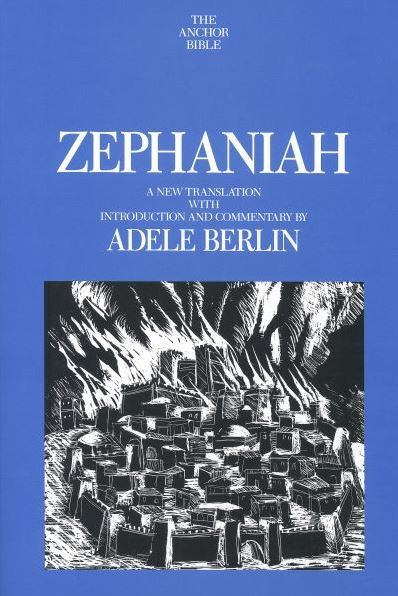 Anchor Yale Bible Commentary: Zephaniah