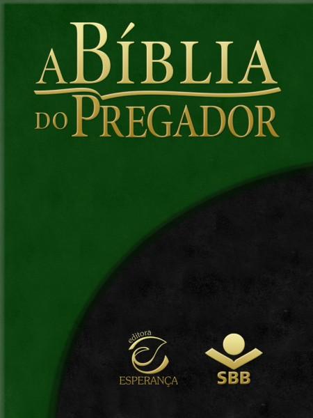 Biblia do Pregador