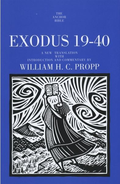 Anchor Yale Bible Commentary: Exodus 19-40