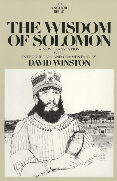 Anchor Yale Bible Commentary: Wisdom of Solomon