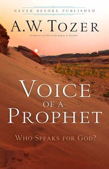 Voice of a Prophet Who Speaks for God?