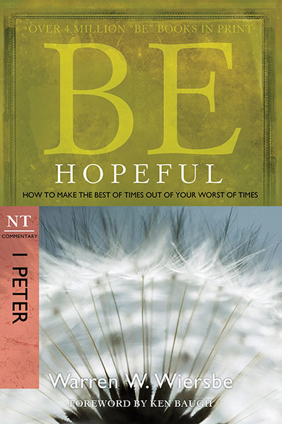 BE Hopeful (Wiersbe BE Series - 1 Peter)
