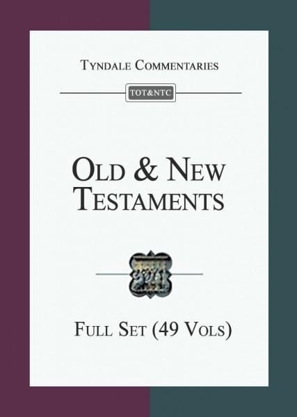Tyndale Commentaries Full Set (49 Vols.)