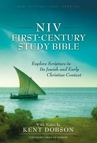 NIV First-Century Study Bible Notes