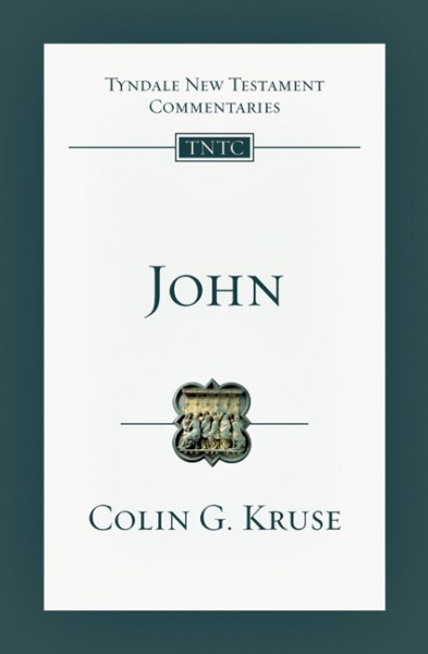 Tyndale New Testament Commentary: John Vol 4