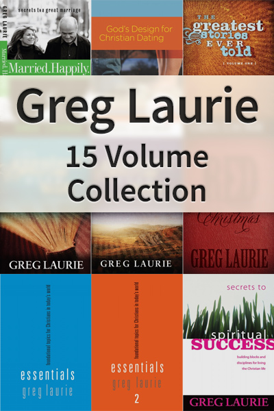 Greg Laurie Collection (15 Vols.)