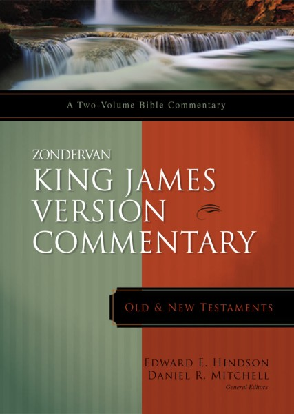 Zondervan King James Version Commentary Set - Old & New Testaments (2 Vols.)