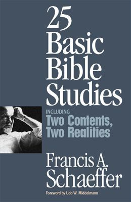 25 Basic Bible Studies (Including Two Contents, Two Realities)