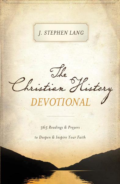 Christian History Devotional