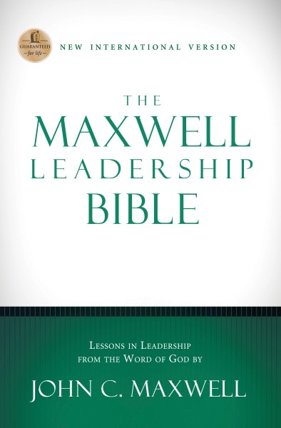 Maxwell Leadership Bible Notes