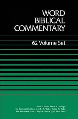 Word Biblical Commentary (62 Vols.)