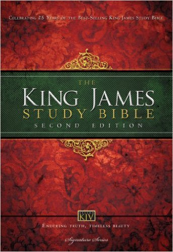King James Study Bible Notes