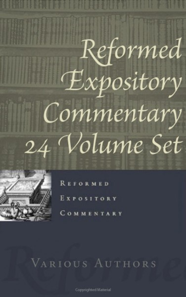Reformed Expository Commentary (24 Volume Set)