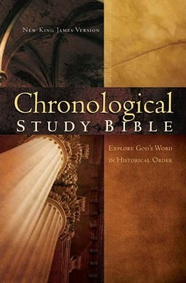 The Chronological Study Bible (NKJV)